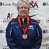 Pat Bedrosian, 1st Place, Veteran-70+ Women's Epee.