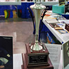 The Cynthia Carter Trophy is awarded to the Veteran Women's Epee Champion.