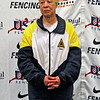 Bettie Graham, 3rd Place, Veteran-70+ Women's Foil.