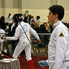 Jake Mezey in the Division III Men's Epee.