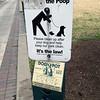 Scoop the Poop - It's the Law!!