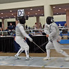 Veteran-70+ Women's Foil - Aeran Lee vs Bettie Graham