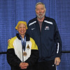 Veteran-70+ Women's Epee Award Ceremony