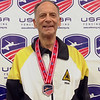 Mark Henry, 6th Place in Veteran-70+ Men's Epee.