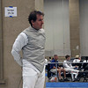 Julian Moiseiwitsch in the Veteran Men's Foil.
