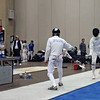 Danny Wiggins in the DE of Division II Men's Epee.