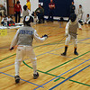 Raphael Sitbon-Taylor in the Y10 Mixed Foil.