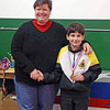 Levi Freedman, 3rd place, Y10 Men's Epee.