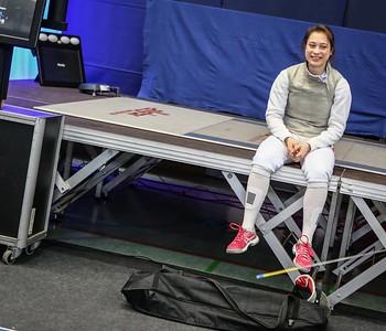 ; Tauberbischofsheim, Deutschland - 24.03.19; Deutsche Florettmeisterschaften 2019 - Herren-/Damenflorett Team    Photos by: Jan von Uxkull-Gyllenband