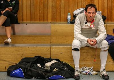 Jörg SCHWANNINGER (GER); Deutschlandpokal 2. Runde DfC Düsseldorf vs. CTG Coblenz (26-45) am 15.2.19