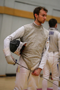 "Bonn, Germany - 9th November 2018; Mens foil world cup ""Loewe von Bonn"",    in photo: Martin WIEMANN GER,    photo by: Jan von Uxkull-Gyllenband"