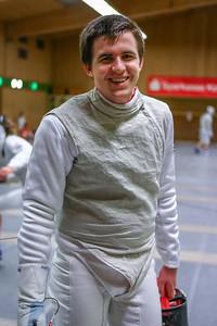 Moritz IVO (GER); Koblenz, Deutschland - 20.03.19; Mittwochstraining    Photos by: Jan von Uxkull-Gyllenband