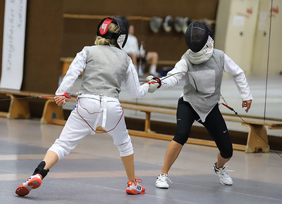 Maren MITTNACHT (GER)Impressions of the CTG Koblenz fencing  training on 26.08.19