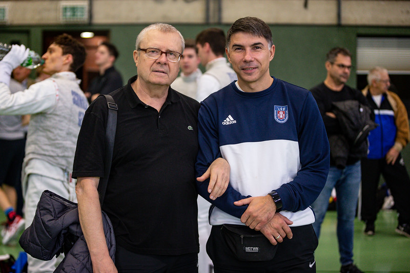Nikolai KOTCHETKOV, ; Burgsteinfurt, Germany - 26.10.19; Münsterland Cup HFL Aktive .
