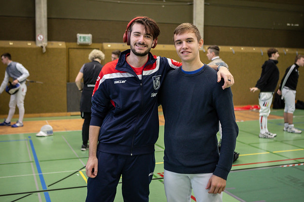 Moritz RENNER (GER) ; Burgsteinfurt, Germany - 26.10.19; Münsterland Cup HFL Aktive .