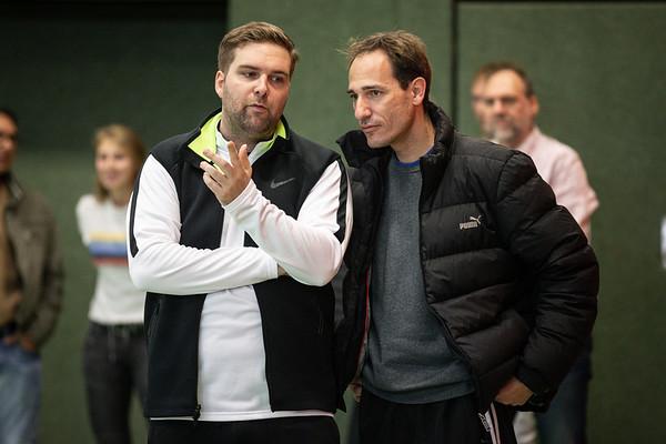 JUNGHANNS Richard (GER), Jörg SCHWANNINGER (GER); Burgsteinfurt, Germany - 26.10.19; Münsterland Cup HFL Aktive .