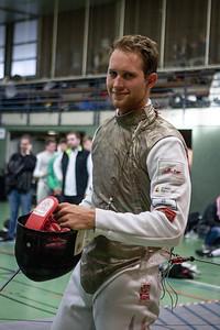 Alexander KAHL (GER) ; Burgsteinfurt, Germany - 26.10.19; Münsterland Cup HFL Aktive .