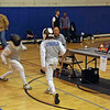 Raphael Sitbon-Taylor in the Y10 Men's Foil.