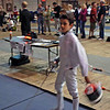 Romain Hufbauer in Y12 Men's Epee.