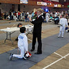 Levi Freedman in Y10 Men's Epee.