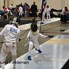 Henry Burd in the Youth-12 Men's Epee.