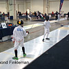 Anton Jordan in the Youth-12 Men's Epee.