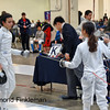 Alix Nikolic de Jacinto in the Youth-12 Women's Epee.