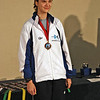 Katherine Sizov, 3rd Place, Cadet Women's Epee.