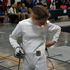 Linden Hill hooks up in the Youth-12 Women's Epee.
