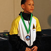 Bryce Knight, 7th Place, Youth-10 Men's Epee.