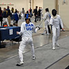 Juliana Bain in the Youth-14 Women's Epee.