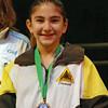 Elizabeth Wiggins, 6th place, Y12 Women's Epee.