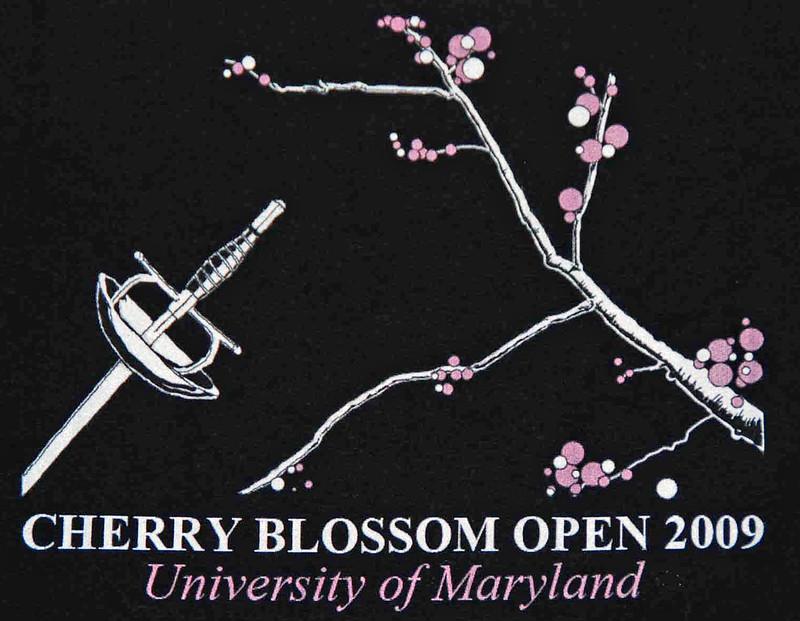 2009 Cherry Blossom Open - back