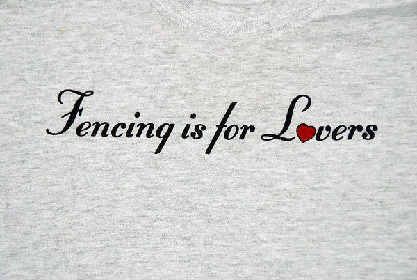 Fencing is for Lovers