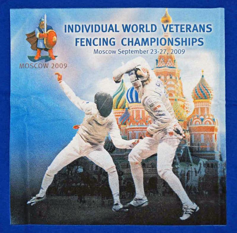 2009 Veteran World Championships (B)