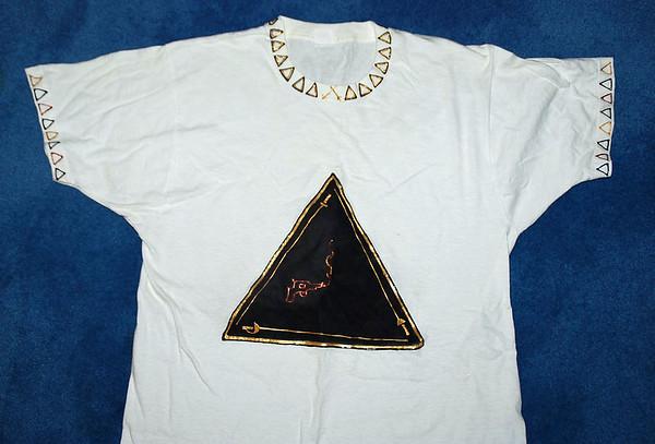 Handmade Fencing Shirt