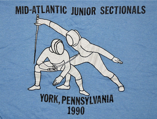 1990 Jr Sectionals York PA