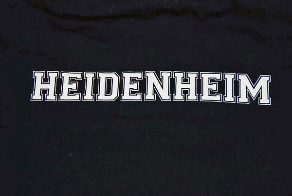 2008-2009 Cadet Designated Heidenheim - back