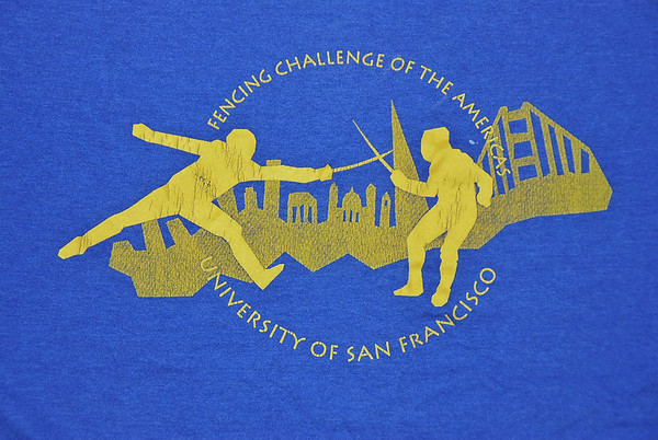 Fencing Challenge of the Americas San Fran(1)