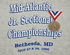 1996 Jr Sectionals Bethesda MD