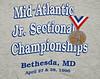 1996 Jr Sectionals Bethesda MD