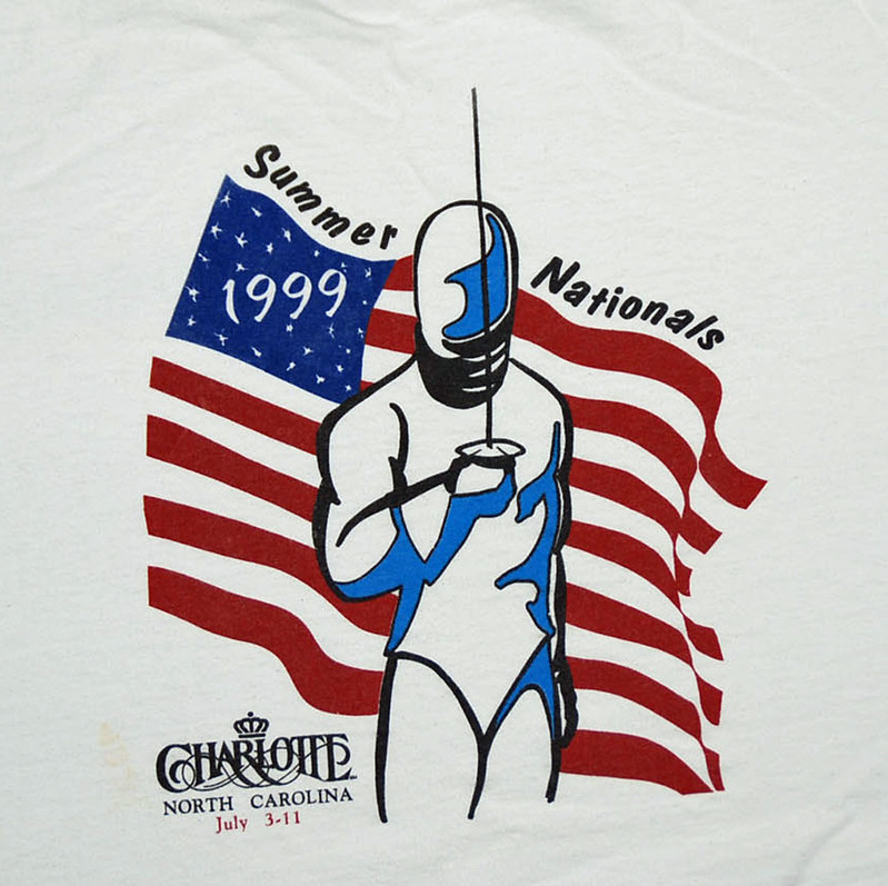 1999 Sum Nat Charlotte NC-back