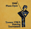 1988 Pizza Open Towson MD