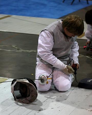 USA Fencing Nationals 2010 Atlanta
