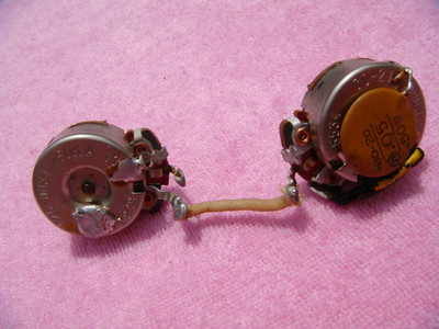 1965 Telecaster harness