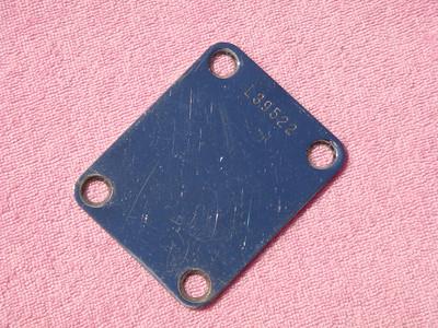 1964 Fender back plate