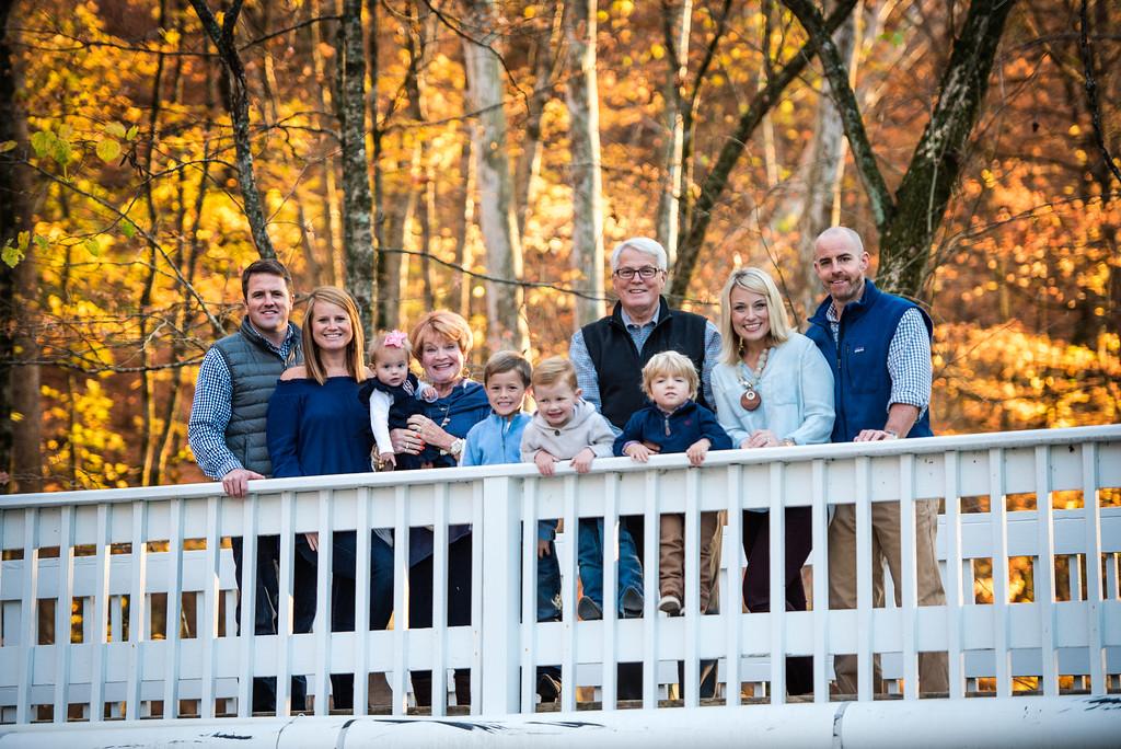 Fendley Family: Fall 2016