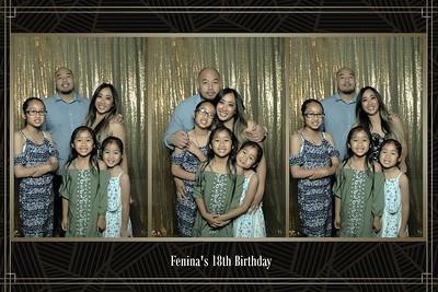 Fenina 18th Birthday
