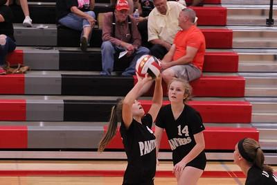 Darlington @ Iowa-Grant Volleyball 8-30-18