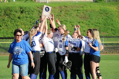 Fennimore @ Mineral Point Softball 5-23-19